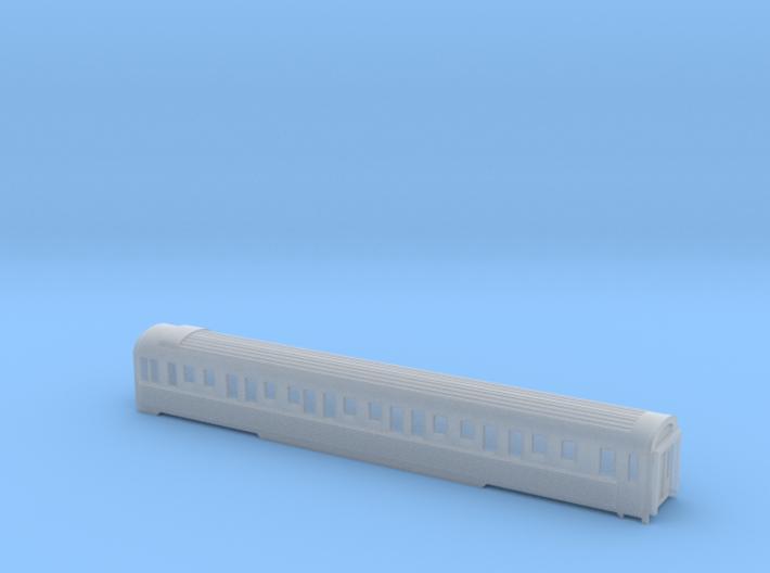 CIWL/SNCF Schlafwagen WL P Scale TT 3d printed