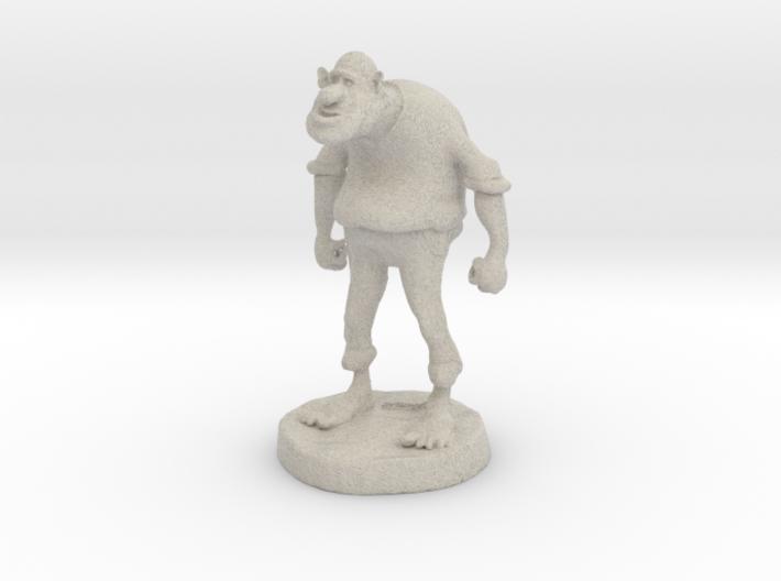 Big Dude 3d printed