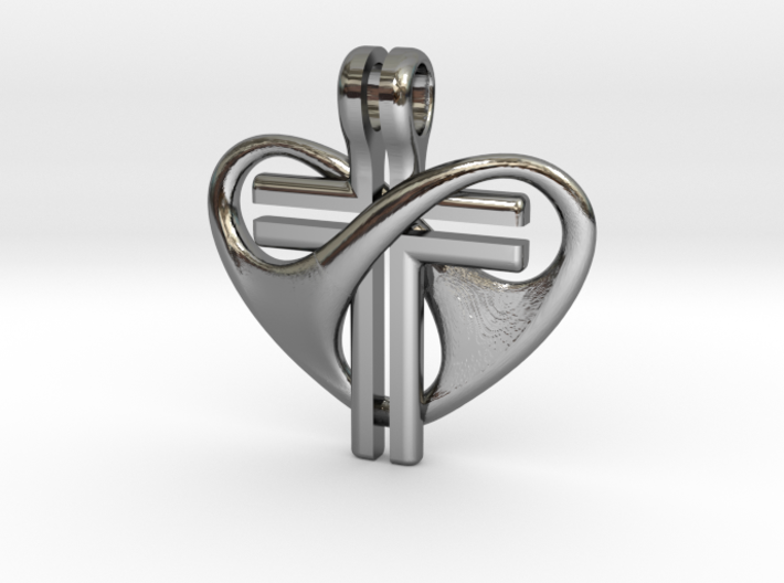 Love and Sacrifice - SMALL 3d printed