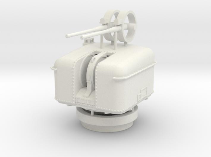 Cannon van Speijk class - 1:100 3d printed