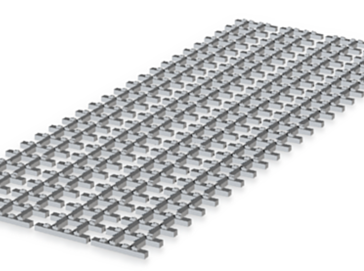 4xJoch neu Spur Nf 1:160 3,75mm Spurweite 4x1 3d printed