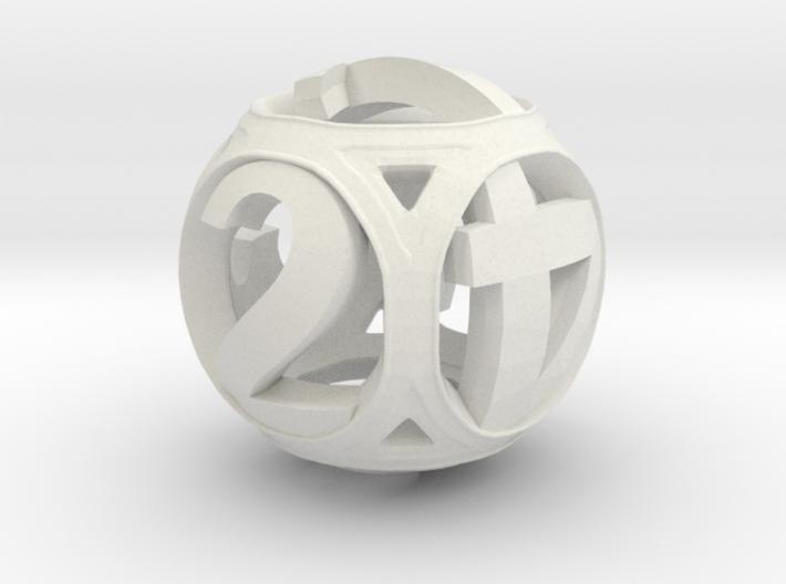Round Die 3d printed