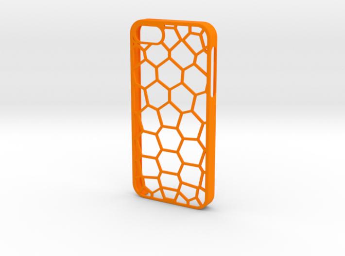 Pentagon iPhone 5/5s Case 3d printed