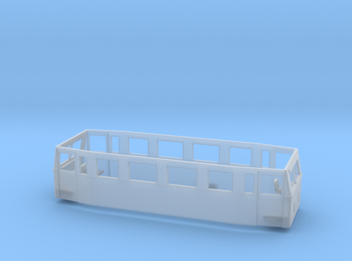 OHE VT0508 Wagenkasten 3d printed