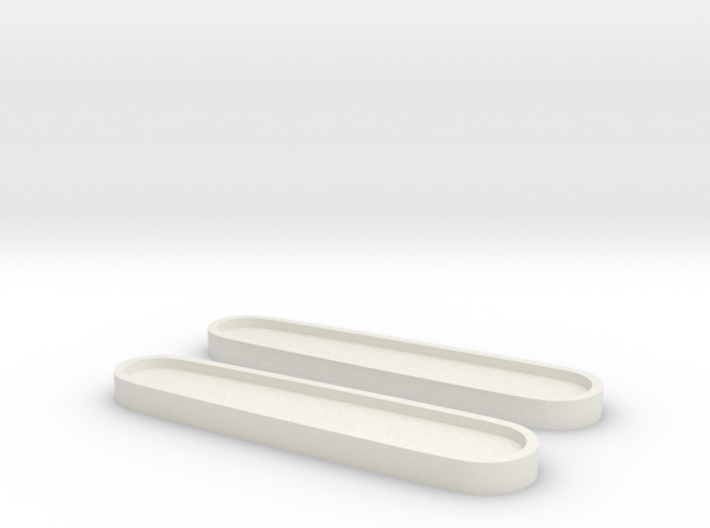 Victorinox 84 Scales Rohlinge Template 3d printed