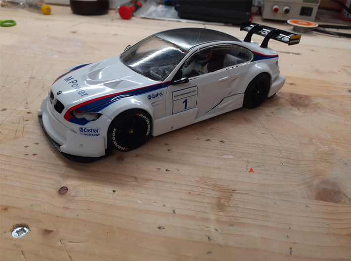 Jamara M3 Body Kit DTM 2012 3d printed