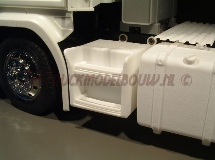 THM 00.4803 Scania batterybox 3d printed