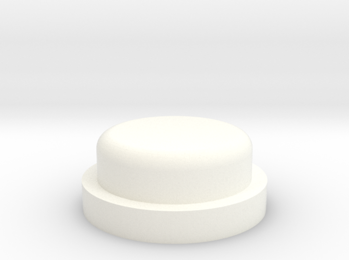 Fire Button - All Materials 3d printed