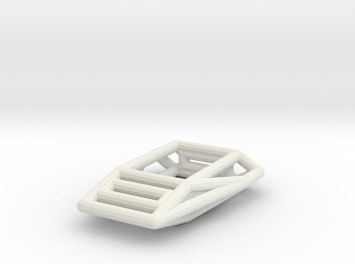 Adder Wireframe 1-600 3d printed