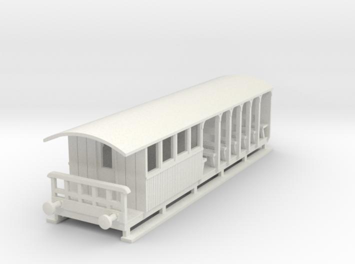 o-100-corringham-toastrack-composite-coach 3d printed