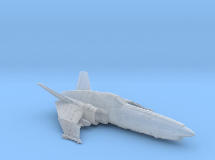 Caprica_Viper 3d printed