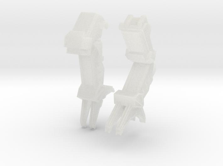 C-SAV-0 Savitri Legs - running/jumping #1 3d printed