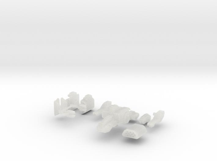 TRO3063 - JR7-X Jay X 3d printed