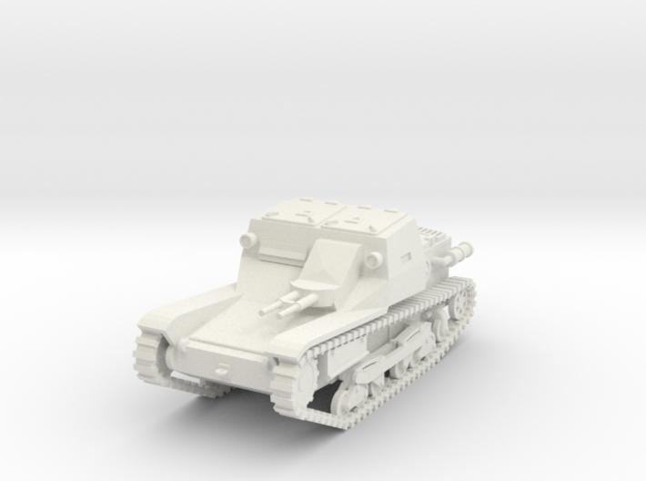 PV38 L3 Tankette (1/48) 3d printed