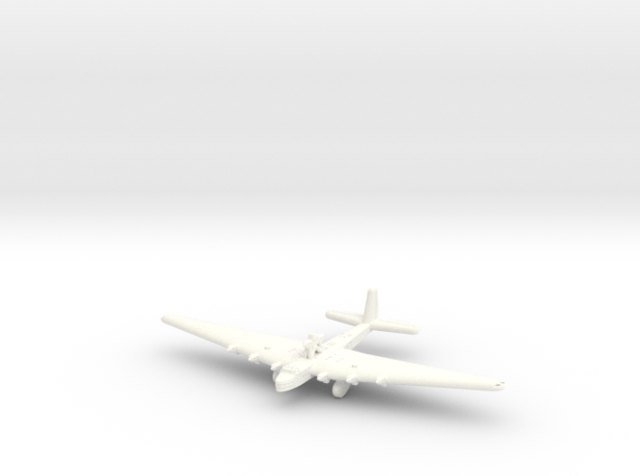Tupolev Ant-20 Russian Transport/Bomber -1/600 - ( 3d printed