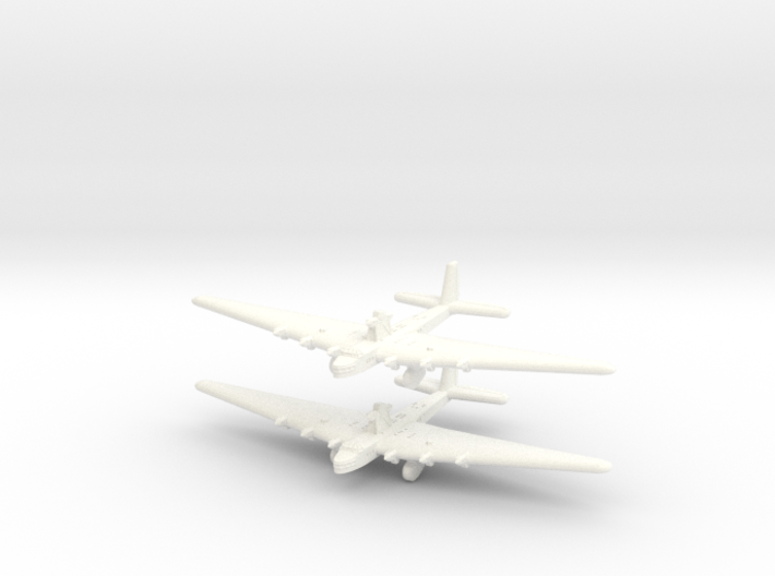 Tupolev Ant-20 Russian Transport/Bomber -Global Wa 3d printed