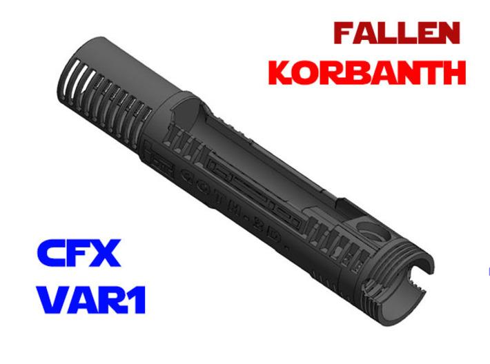 Korbanth - Fallen - Var1 - CFX 3d printed