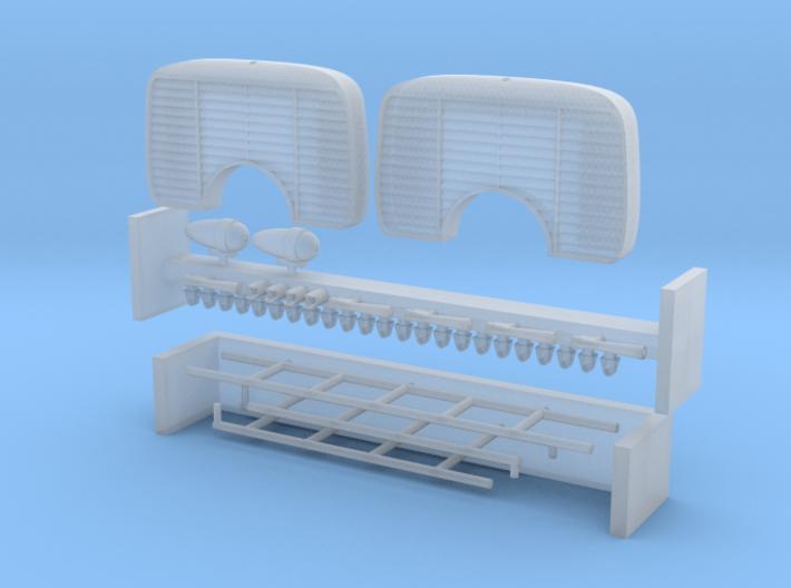 TB-1, G-1,detail set Exterior, MikroMir/ Amodel 3d printed