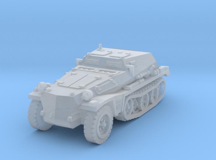 Sdkfz 252 1/200 3d printed