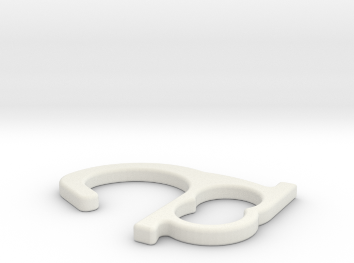 Touchless Door Opener by N3D 3d printed