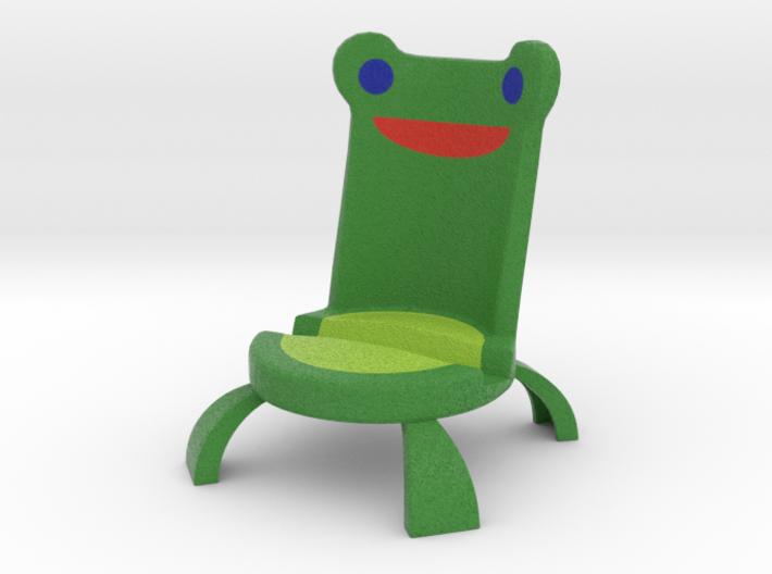 Frog Phone Holder 3d printed