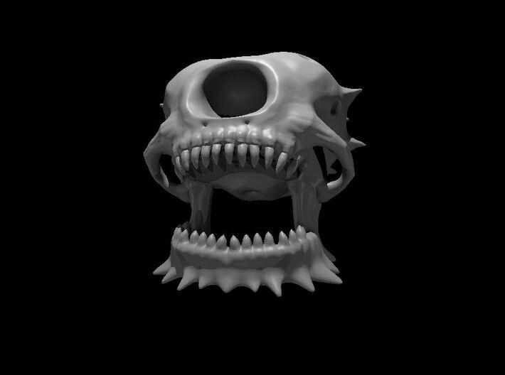 Death Tyrant 3d printed