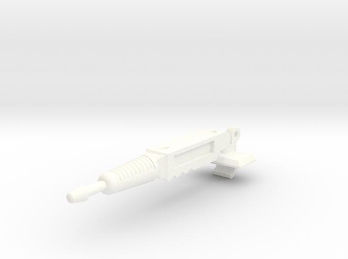 M.A.S.K. Gator Roofgun variant 3d printed