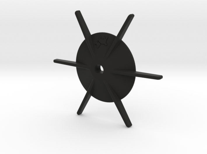 Gaggia MDF grinder dosing spider 3d printed