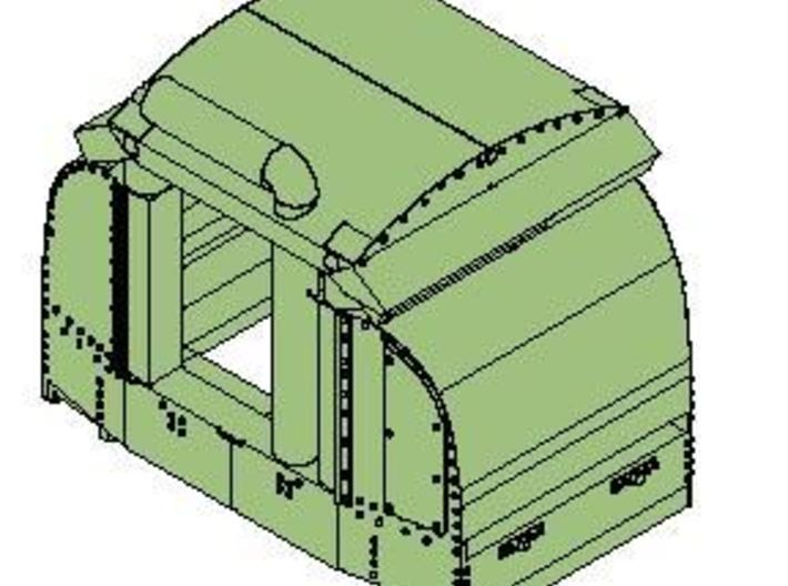 B-1-220-open-variant-simplex-1a 3d printed