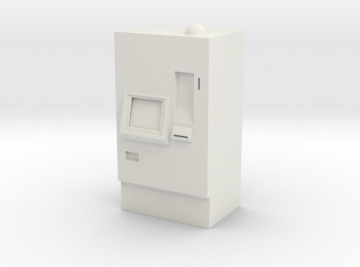 ATM Machine 1/24 3d printed