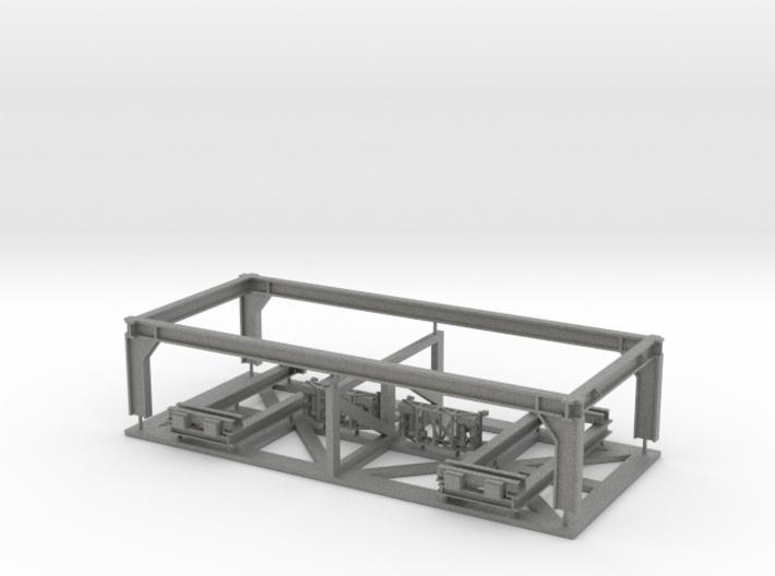1/72 Berholf (NSC) Gantry Crane 3d printed