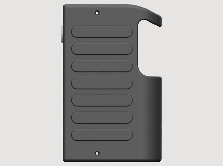Design 3 - 18650 - Gripper Body 3d printed