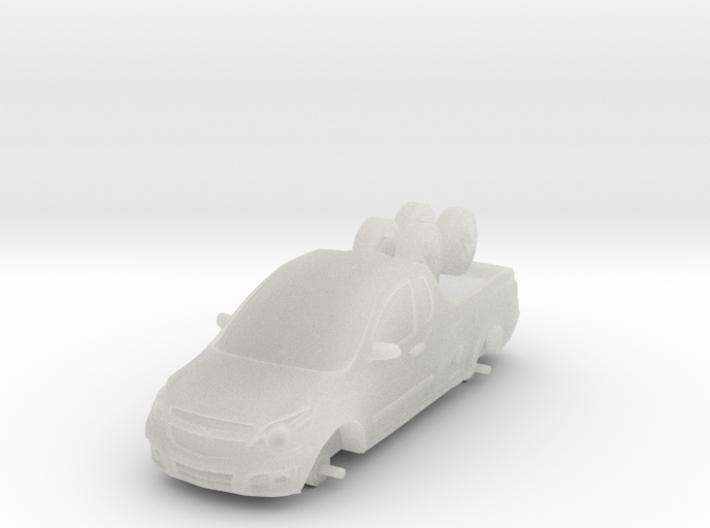 1/87 Scale Big Sky Sport AWD 3d printed