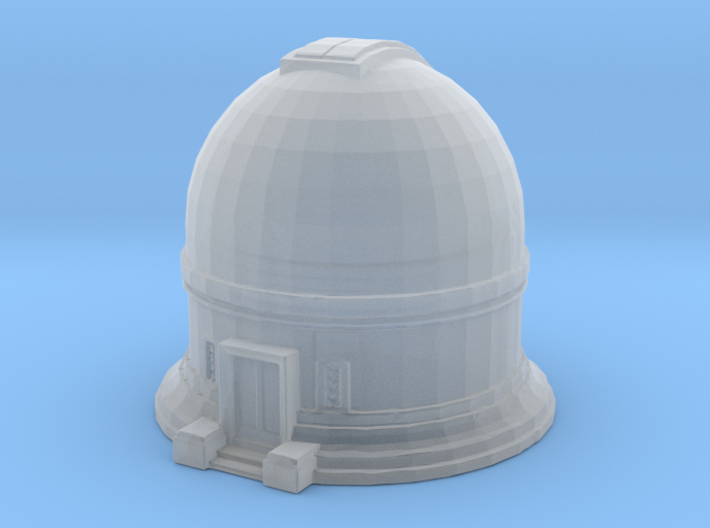 Observatory 1/500 3d printed