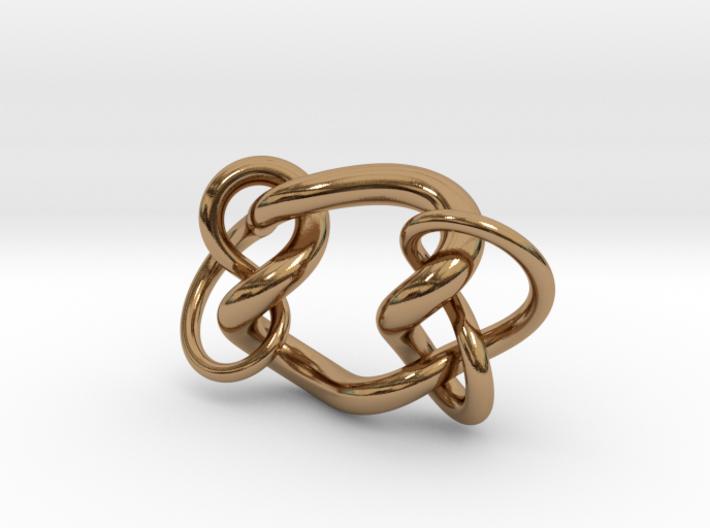 Knot C 3d printed