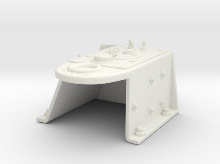 1/6th scale Bren gun/Universal carrier Instrument 3d printed
