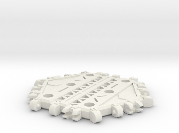 TF Earthrise Hex Ramp Adapter 3d printed