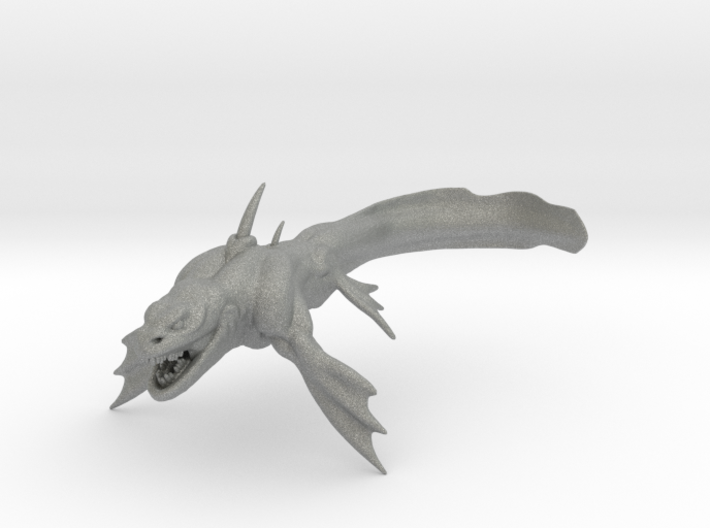 Sea Dragon kaiju monster miniature games 98mm rpg 3d printed