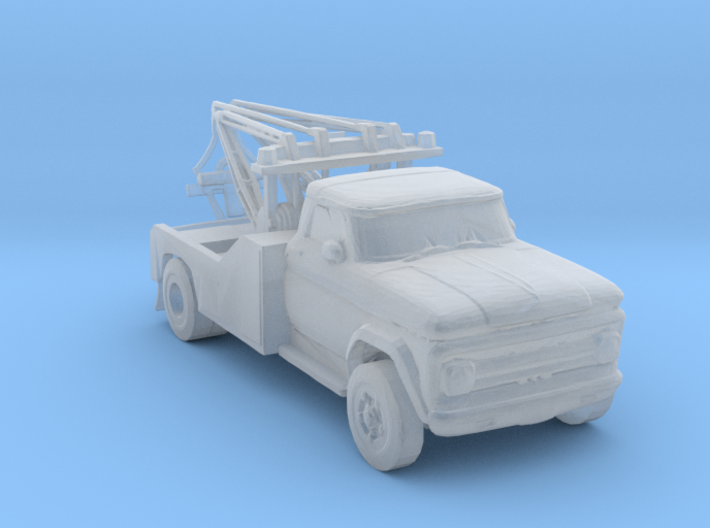 1966 Wrecker 1:160 Scale 3d printed