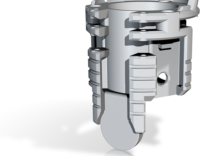 Graflex GMM Blade Holder - Main Holder 3d printed