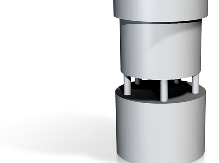 Graflex GMM Blade Holder - Plug Style2 3d printed