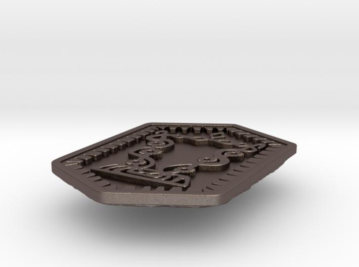 DAMBALLA Pendant  ⛧VIL⛧ 3d printed