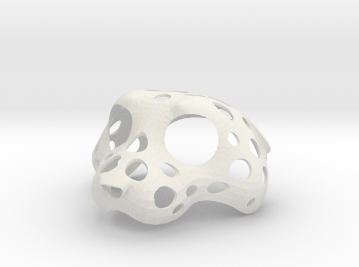 Puppethead15 3d printed