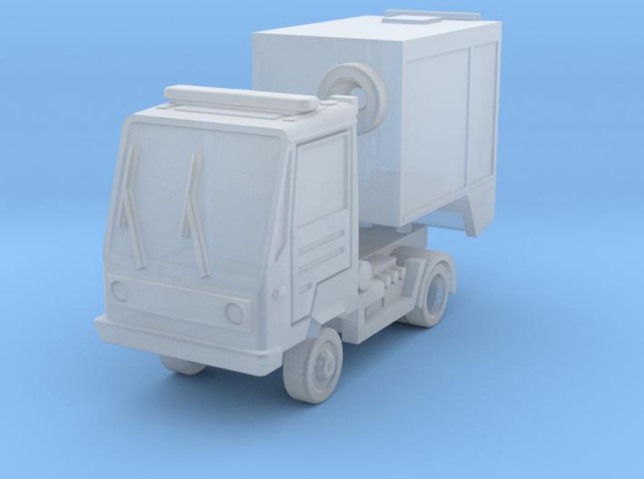 Multicar-Feuerwehr 1:200 3d printed