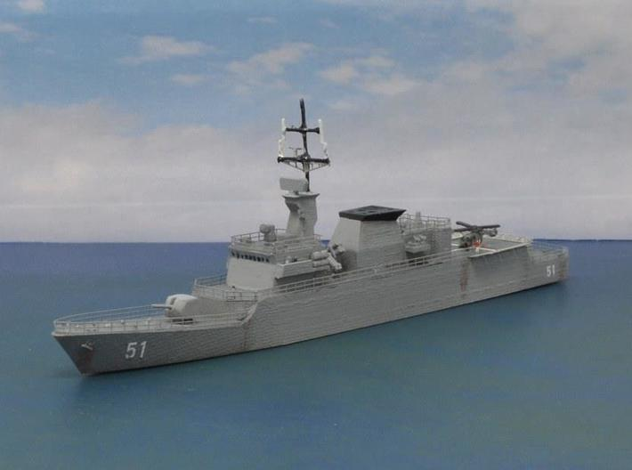 ALMIRANTE PADILLA 3d printed Model completed byJuergen Klueser.