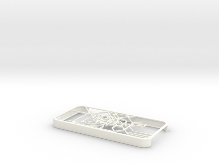 Berlin S-Bahn/U-Bahn map iPhone 5s case 3d printed
