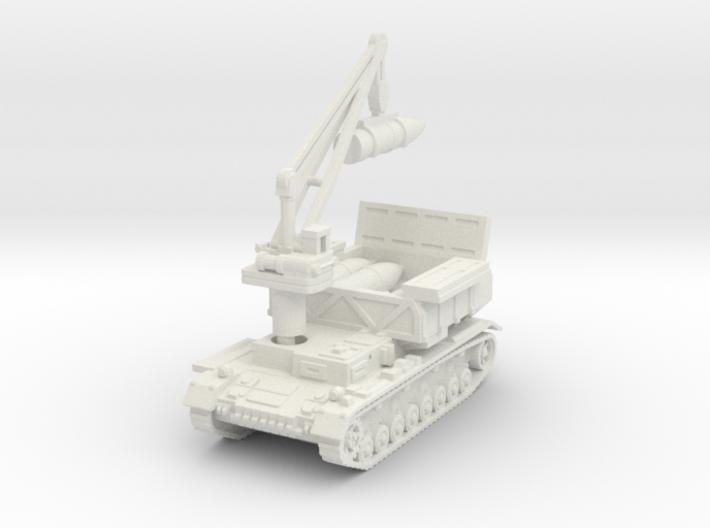 Munitionsschlepper Pz IV 54cm 1/120 3d printed