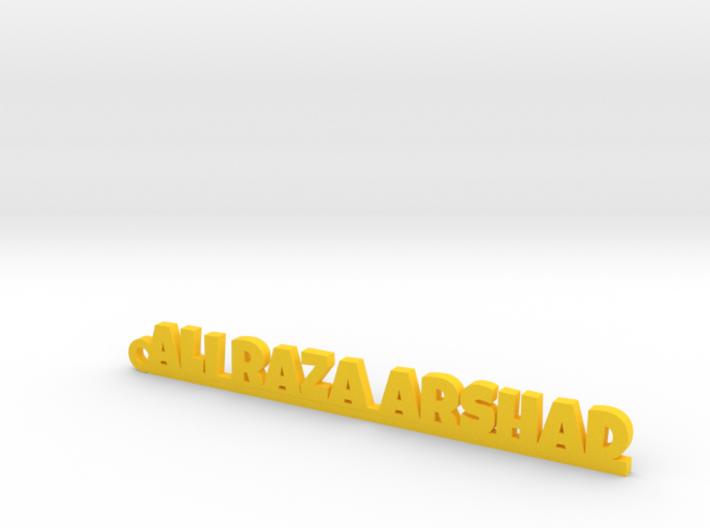 ALI RAZA ARSHAD_keychain_Lucky 3d printed