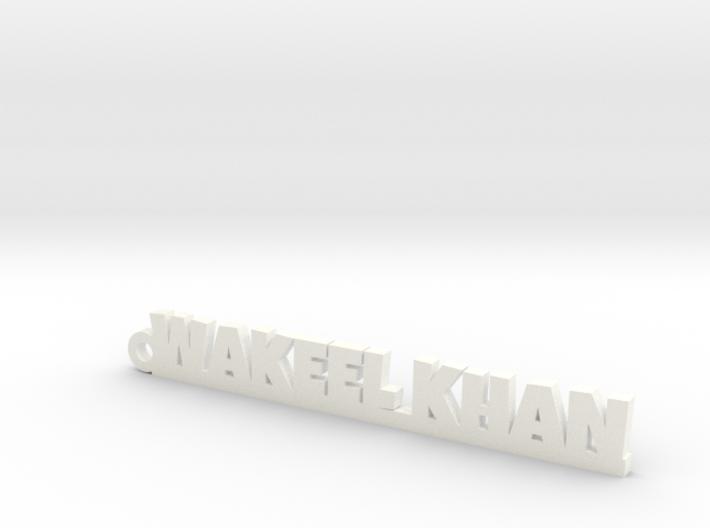 WAKEEL KHAN_keychain_Lucky 3d printed