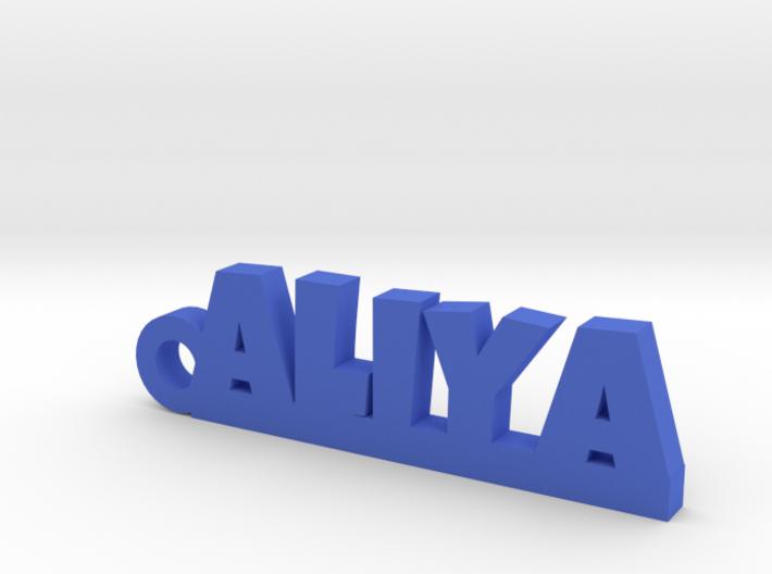 ALIYA_keychain_Lucky 3d printed